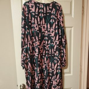 New with tags Eloquii Tie-front Easy Dress